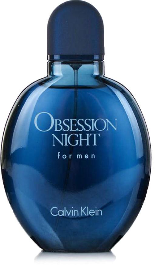 Calvin Klein Obsession Night Pour Homme Eau De Toilette 125мл Aplats